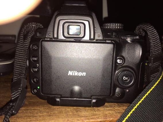 Câmera Nikon D5000 + Lentes