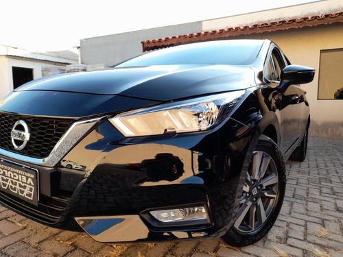 Nissan Versa Advance 1.6 Cvt - 2021 - 2.000km