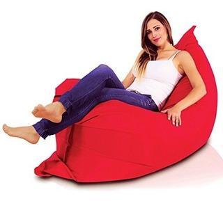 Sillón Puff Confort Interiores Y Exteriores, Múltiples Posi