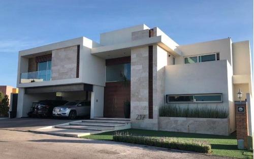 Espectacular Casa En Renta Club De Golf, San Luis Potosí