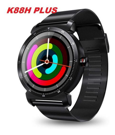 Relógio Smart Watch K88h Plus Munitor Cardiaco Modelo Novo
