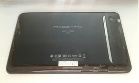 Tampa Traseira Tablet Maestro Hdt-712gd