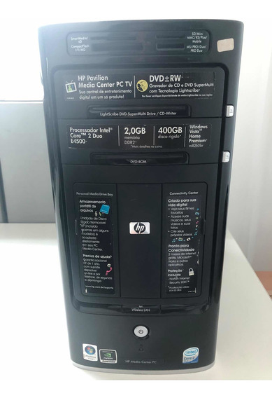 Cpu Hp M8000 - Peças