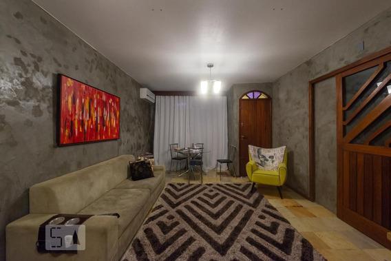 Casa Com 4 Dormitórios E 2 Garagens - Id: 892960400 - 260400
