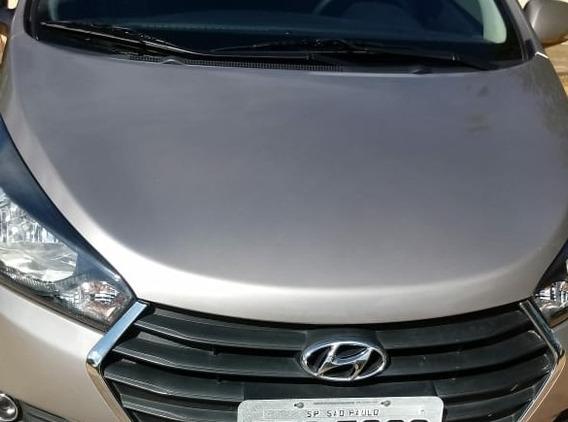 Hyundai Hb20 1.0 Comfort Style Flex 5p 2016