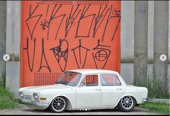 Vw 1600 Zé Do Caixão 1969