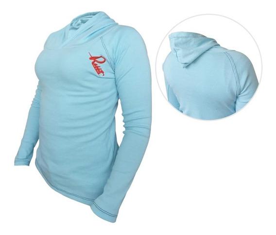 Camisa Franela Sueters Dama Algodon Bordado Rabbitinv