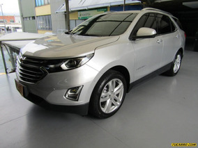 Chevrolet Equinox Premium Lt Turbo 4x4 Full Equipo