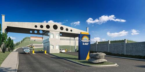 Imagem 1 de 20 de Pronto Para Construir - Área À Venda, 1274 M² Por R$ 1.606.084 - Parque Panorama Ii (fazendinha) - Santana De Parnaíba/sp - Ar0878