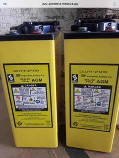Baterías De Gel Para Sonidos De Automovil