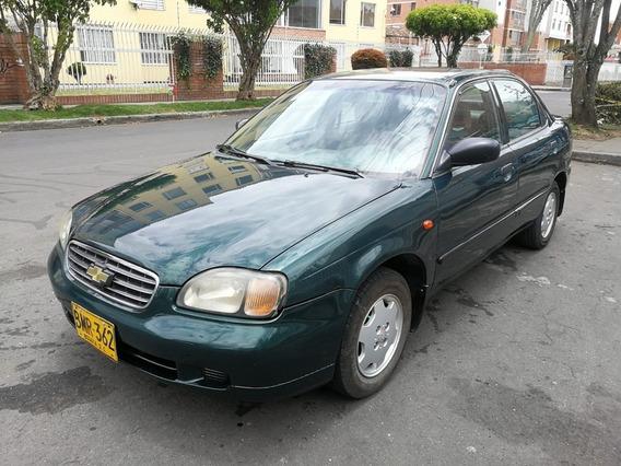 Chevrolet Esteem Mt1600cc Verde Cristal Aa Dh