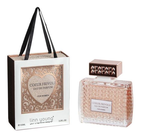 Perfume Coeur Frivole Coscentra Fem Eau De Parfum 100ml