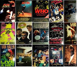 Películas Acción Suspenso Terror Musicales Conciertos En Vhs