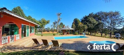 Imagem 1 de 15 de Chacara Com Casa - Botiatuva - Ref: 702 - V-702