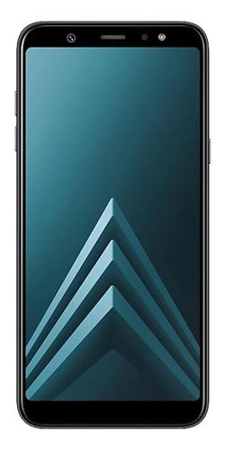 Celular Smartphone Samsung Galaxy A6 Plus A605 32gb Preto - Dual Chip