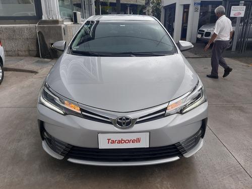 Toyota Corolla Xei 1.8 Cvt Taraborelli Usado Seleccionado