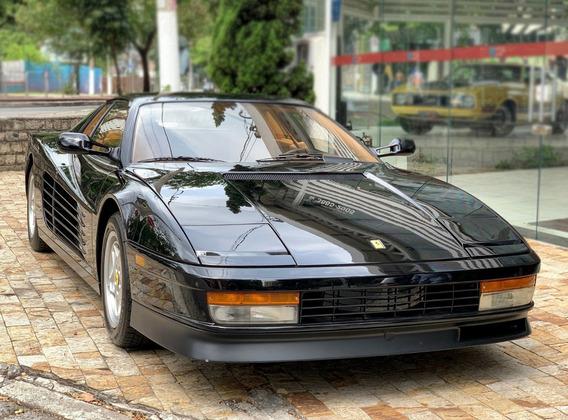 Ferrari Testarossa - 1989