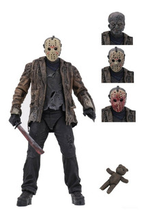 Neca Freddy Vs Jason - Jason Voorhees Ultimate Figure