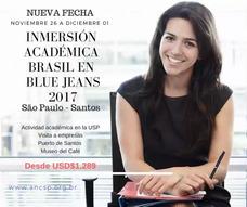 Inmersión Académica Y Cultural Brasil 2017