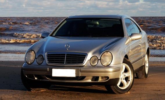 Mercedes Benz Coupe Clk 230 Kompressor 2002 Unica Excelente