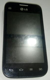 Celular Lg-d180f (3 Chips - Trichip) - Touch Não Responde
