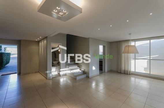 Sobrado Com 4 Dormitórios À Venda, 217 M² Por R$ 900.000 - Residencial Alphaville Flamboyant - Goiânia/go - So0819