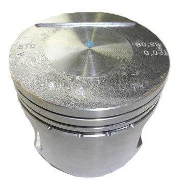 Jg. Pistoes Motor Vw Gol 1.6 8v. 03/.. Total Flex Ae827