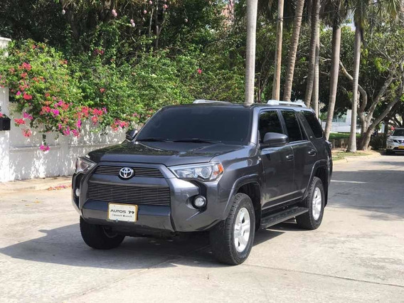 Toyota 4runner 50 Th