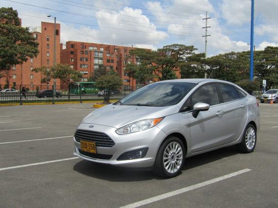 Ford Fiesta Titanium Mt 1600 Aa