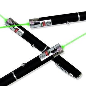 Kit 3 Caneta Laser Pointer 10km Profissional Dj Efeito Verde
