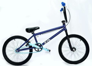 Bicicleta Freestyle Fad Evil - Mdb
