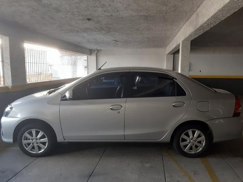Toyota Etios 1.5 X Plus 16v Aut. 5p