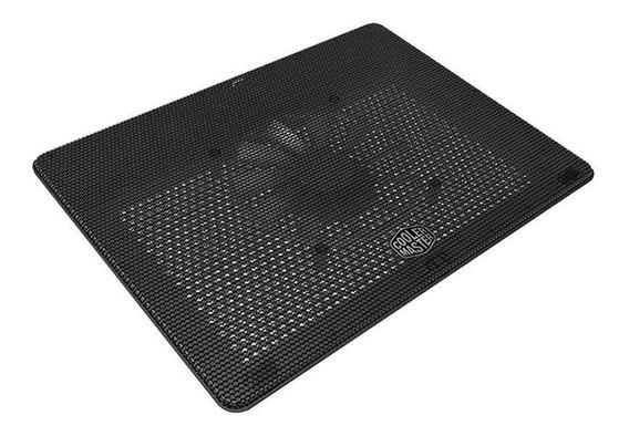 Base Notebook Cooler Master Notepal 160mm Led Azul Ubs 2.0