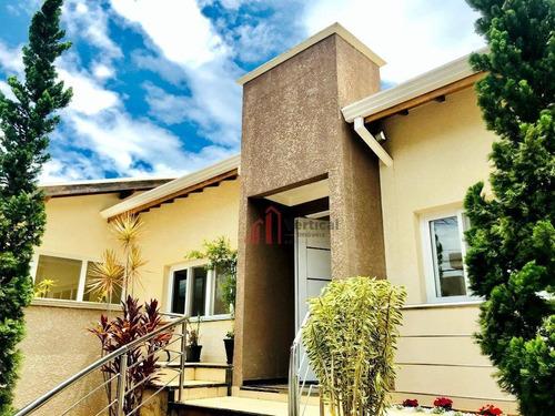 Casa Em Atibaia - Ca0599