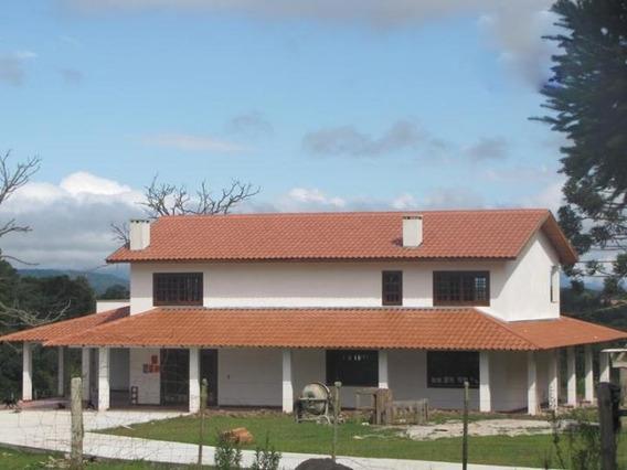 Sítio / Chácara Para Venda Em São José Dos Pinhais, Contenda, 6 Dormitórios, 1 Suíte, 4 Banheiros - 631