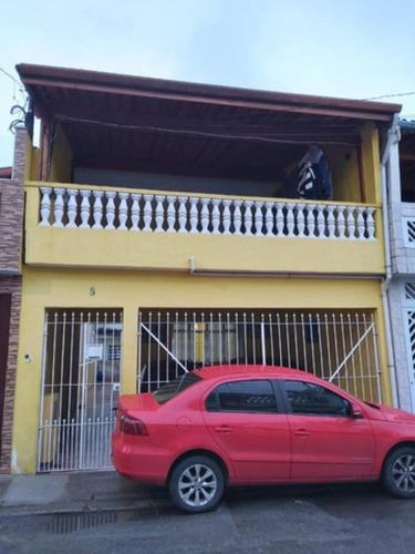 Sobrado Para Venda Por R$350.000,00 Com 125m², 2 Dormitórios, 2 Vagas E 2 Banheiros - Jardim Coimbra, São Paulo / Sp - Bdi31388
