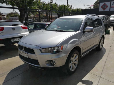 Mitsubishi Outlander K2 4x4 At