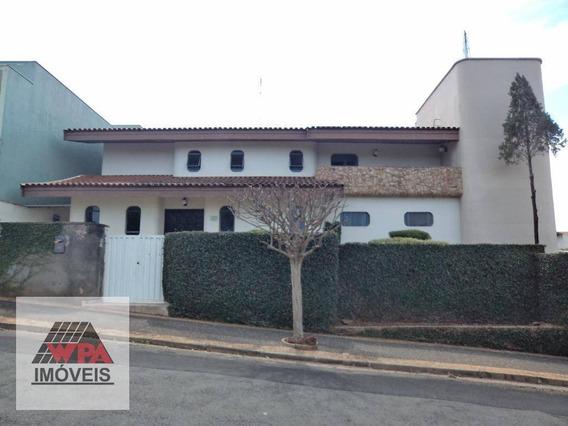 Casa À Venda, 425 M² Por R$ 1.250.000,00 - Werner Plaas - Americana/sp - Ca3383