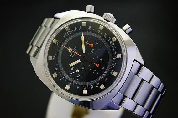 Raro E Gigante Tissot T12 Chronograph - 100% Orig - Único