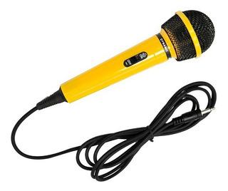 Micrófono Alámbrico Ms-micecony Cable 1.8 M