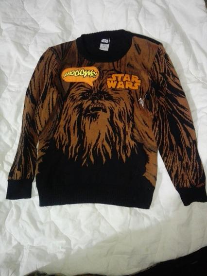 Suéter Star Wars Chewbacca Nuevo