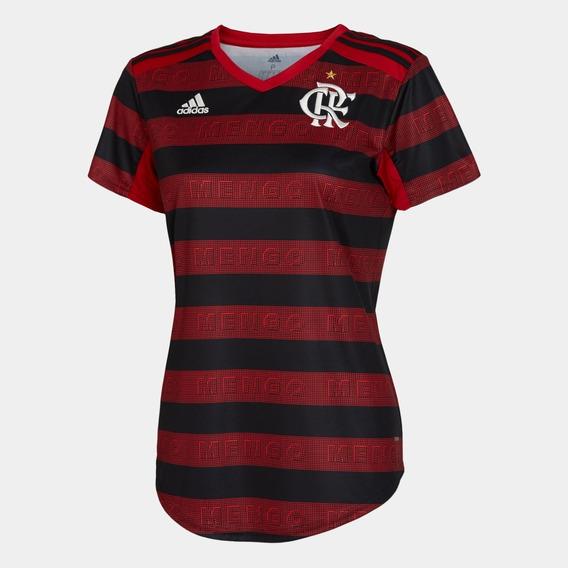 Camiseta Blusa Flamengo Feminina Promoção Imperdível Adquira