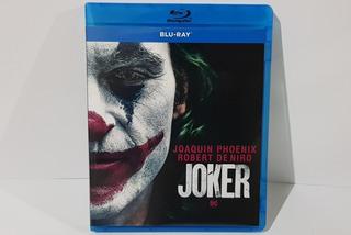 Joker - Joaquin Phoenix Pelicula 2019 Bluray