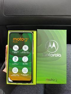 Moto G7 Plus Nuevo Entrega En Puebla