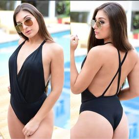 Body Feminino Com Bojo Bruna Marquezine Azul