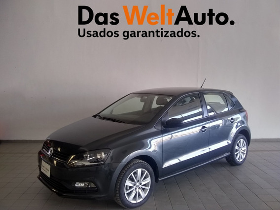 Volkswagen Polo 1.6 L4 Tiptronic 2018