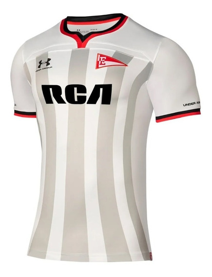 Camiseta Estudiantes De La Plata Suplente Niños C/sponsor