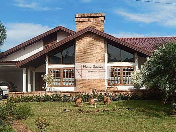 Casa Com 3 Dormitórios À Venda, 260 M² Por R$ 1.650.000 - Condomínio São Joaquim - Vinhedo/sp - Ca1526