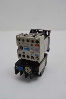 Contactor Sd-q11 With Relay Th-n12 Mitsubishi