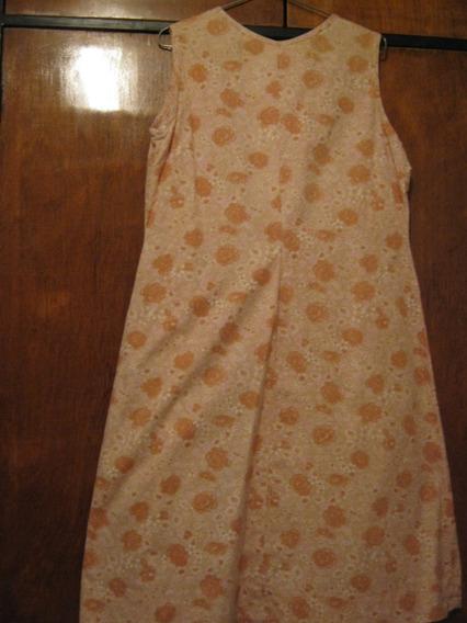 Vestido De Señora (retro),aros De Regalo